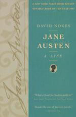 Jane Austen by David Nokes