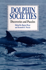 Dolphin Societies by Karen Pryor, Kenneth S. Norris