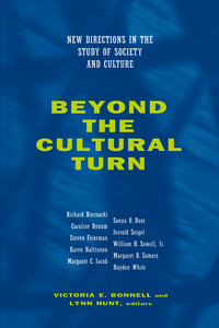 Beyond the Cultural Turn by Victoria E. Bonnell, Lynn Hunt