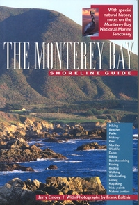 The Monterey Bay Shoreline Guide by Jerry Emory