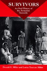 Survivors by Donald E. Miller, Lorna Touryan Miller