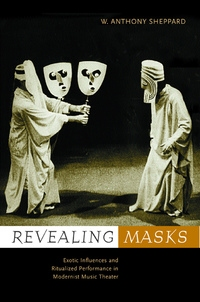 Revealing Masks by W. Anthony Sheppard