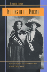 Indians in the Making by Alexandra Harmon