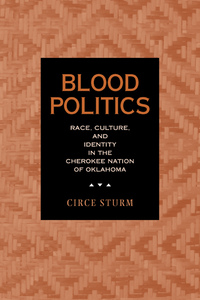 Blood Politics by Circe Dawn Sturm