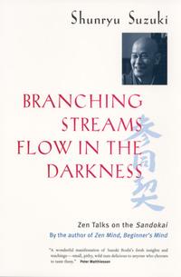 Branching Streams Flow in the Darkness by Shunryu Suzuki, Mel Weitsman, Michael Wenger