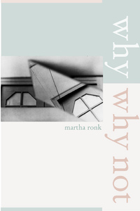 Why/Why Not by Martha Ronk
