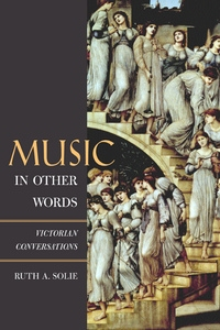 Music in Other Words by Ruth A. Solie