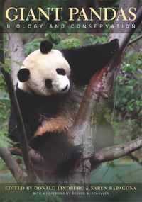 Giant Pandas by Don Lindburg, Karen Baragona