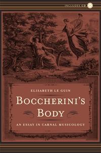 Boccherini's Body by Elisabeth Le Guin