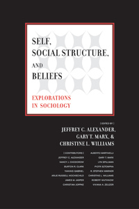 Self, Social Structure, and Beliefs by Jeffrey C. Alexander, Gary T. Marx, Christine L. Williams