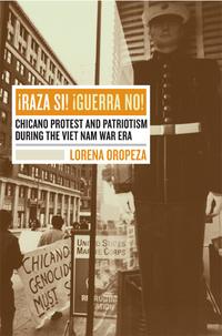 ¡Raza Sí! ¡Guerra No! by Lorena Oropeza