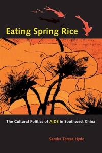 Eating Spring Rice by Sandra Teresa Hyde