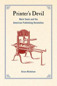 Printer's Devil by Bruce Michelson