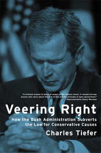 Veering Right by Charles Tiefer
