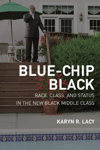 Blue-Chip Black by Karyn Lacy