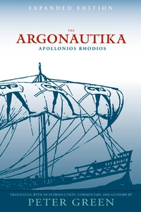 The Argonautika by Apollonios Rhodios
