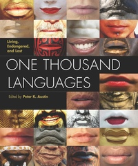 One Thousand Languages by Peter K. Austin