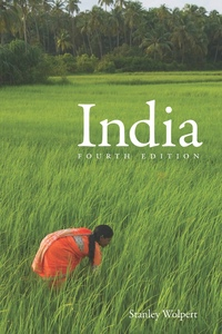 India, 4th Edition by Stanley Wolpert