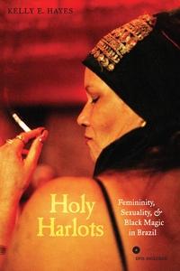 Holy Harlots by Kelly E. Hayes