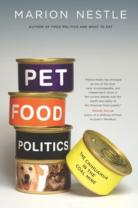 Pet Food Politics by Marion Nestle