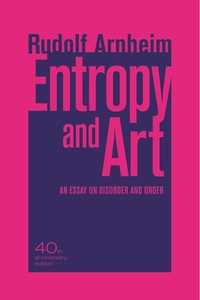 Entropy and Art by Rudolf Arnheim