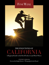 The Finest Wines of California by Stephen Brook