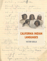 California Indian Languages by Victor Golla