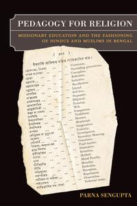 Pedagogy for Religion by Parna Sengupta