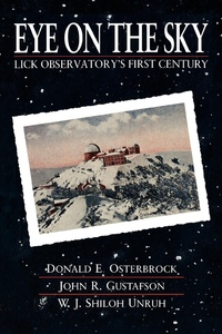 Eye on the Sky by Donald E. Osterbrock, John R. Gustafson, Shiloh Unruh