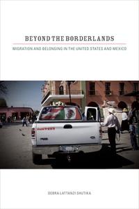 Beyond the Borderlands by Debra Lattanzi Shutika