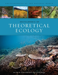 Encyclopedia of Theoretical Ecology by Alan Hastings, Louis Gross