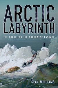 Arctic Labyrinth by Glyn Williams