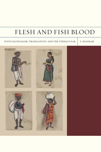 Flesh and Fish Blood by Subramanian Shankar
