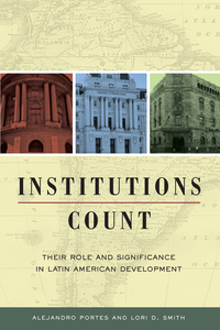 Institutions Count by Alejandro Portes, Lori D. Smith