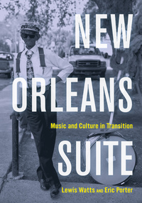 New Orleans Suite by Lewis Watts, Eric Porter
