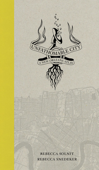 Unfathomable City by Rebecca Solnit, Rebecca Snedeker