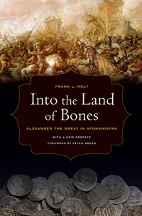 Into the Land of Bones by Frank L. Holt
