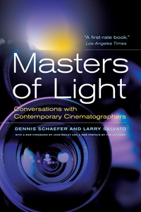 Masters of Light by Dennis Schaefer, Larry Salvato