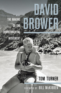 David Brower by Tom Turner