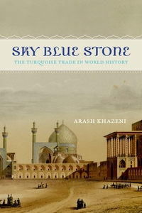 Sky Blue Stone by Arash Khazeni