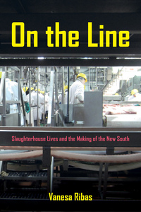 On the Line by Vanesa Ribas