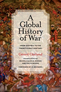 A Global History of War by Gérard Chaliand
