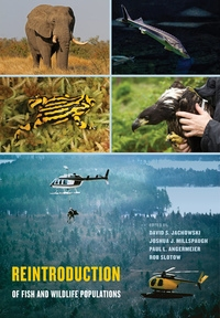 Reintroduction of Fish and Wildlife Populations by David S. Jachowski, Joshua J. Millspaugh, Paul L. Angermeier
