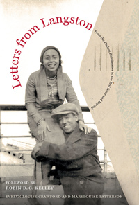 Letters from Langston by Langston Hughes, Evelyn Louise Crawford, MaryLouise Patterson