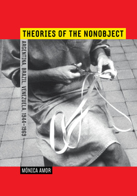 Theories of the Nonobject by Mónica Amor