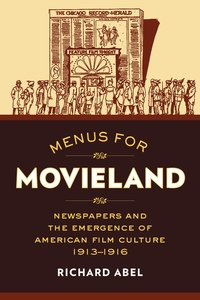 Menus for Movieland by Richard Abel