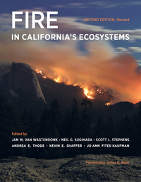 Fire in California's Ecosystems by Jan W. van Wagtendonk
