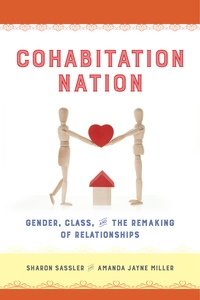 Cohabitation Nation by Sharon Sassler, Amanda Miller