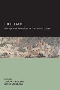 Idle Talk by Jack W. Chen, David Schaberg