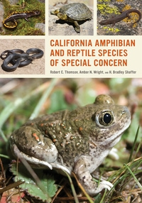 California Amphibian and Reptile Species of Special Concern by Robert C. Thomson, Amber N. Wright, H. Bradley Shaffer